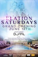 Elation LDW Saturday Pool Parties