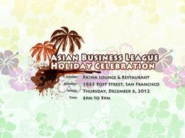 ABL-SF Celebrates Holiday Aloha Style