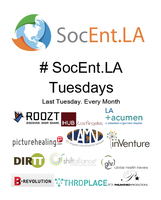#SocEntLA Tuesdays @ CorkBar in Downtown LA - 10/30/12
