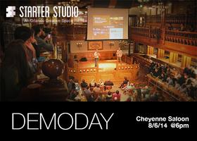 Starter Studio Demo Day #2