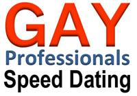 Speed Dating for Gay Professionals Mon 8/25