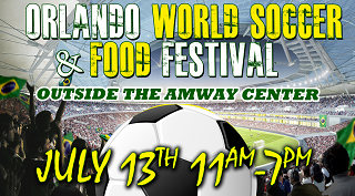 Orlando World Soccer and Food Festival