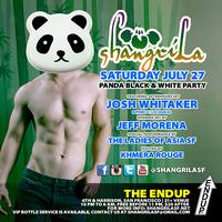 ShangriLa - Saturday July 26 - Panda Black & White Ball