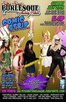 """Sultry Sweet Burlesque presents """"Cosplay and Corsets"""""""