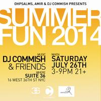 Summer Fun: The Day Party