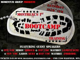 MONTREAL BOOT CAMP
