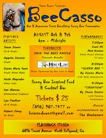 BEECASSO- an Art and Awareness event Benefiting Honey...