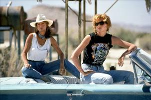 My Atlas: Andrea Richards & Thelma & Louise