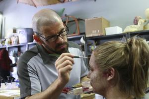 Master Makeup Effects Class for Zombies, Skeletons,...
