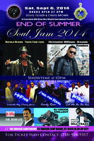 SUMMER SOUL JAM 2014: I LOVE THE 90s RNB Concert and...