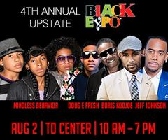 Upstate Black Expo - 4th Annual