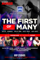 """M.O.E.H. Enterprise LLC Presents """"The First of Many"""""""