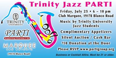 TRINITY JAZZ PARTI at Club Marquee