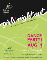 Girls Night Out! Dance Party: A Benefit for Saving...
