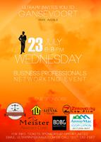 Business Professionals Networking Event