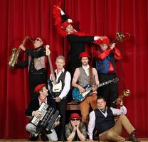 The Curious LITTLE big Band Charity Cabaret & Dance
