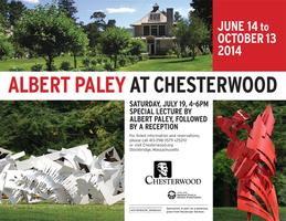 Lecture and Reception with Albert Paley
