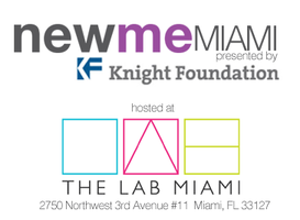 Official NewME Accelerator Miami PopUp