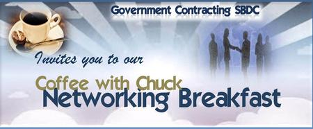 Coffee with Chuck Networking Breakfast August 1, 2014