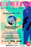 SoundCLASH presents BLU w/ MED (Stones Throw) - Bad...