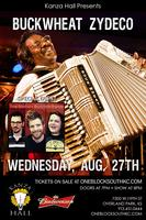 Buckwheat Zydeco with Special Guest The Brody Buster Ba...