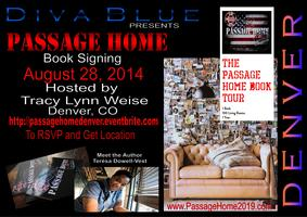 """100 Living Rooms: The Passage Home Book Tour"" Denver!"