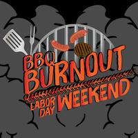 BBQ BURNOUT - Car Show & Cruise In - Featuring Mannie...