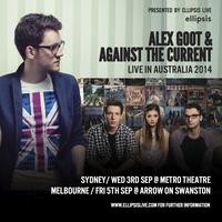 Alex Goot & Against The Current Live in Melbourne (All...