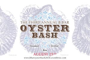 Oyster Bash 2014 at B Restaurant & Bar
