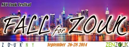 NYC FALLFORZOUK IMMERSION PASSES 2014 - CR