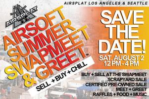 AirSplat LA Summer Swap Meet & Greet