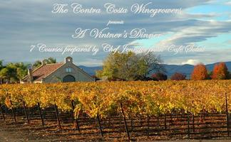Contra Costa Winegrower's Vintners Dinner