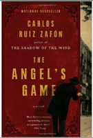 MONTHLY BOOK STUDY GROUP - THE ANGEL'S GAME BY CARLOS...