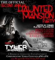 Official Playboy Mansion Halloween Party (Saturday,...