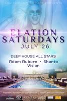 Elation Saturday Pool Parties with Adam Auburn