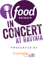 Food Network in Concert @ Ravinia featuring: John...