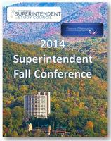 2014 Superintendent Fall Conference
