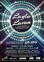 Layla Lavan 2014 - All White Night!