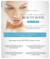 Easy Come Easy Glow Beauty Suite