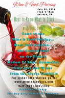 Want to Know what Wine to Drink with that Food?