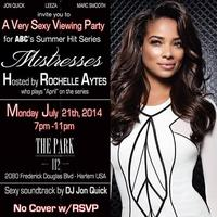 "ABC ""Mistresses"" Viewing Dinner Party with co-star..."