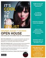 Open House at Paul Mitchell The School Esani