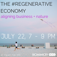 THE #REGENERATIVE ECONOMY: Aligning Business + Nature