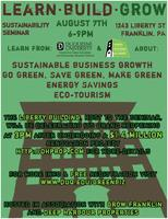 Grow Franklin Sustainability Seminar
