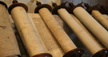 Ancient Hebrew Scrolls Exhibit