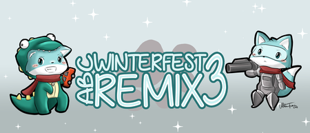Anime Blues Winterfest Remix 3