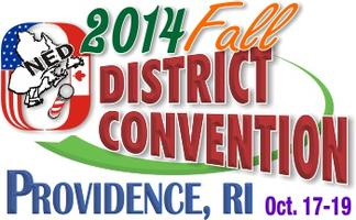 NED Fall Contest/Convention 2014