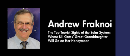 Andrew Fraknoi The Top Tourist Sights of the Solar...