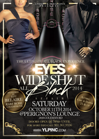 """EYES WIDE SHUT"" ALL BLACK AFFAIR"