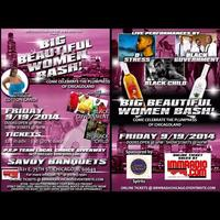 Big Beautiful Women Bash CHICAGO Sept19th